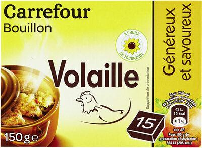 Bouillon Goût Volaille - Produit - fr
