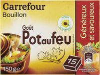 Bouillon  saveur pot-au-feu - Product