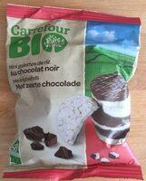 Mini galette de riz au chocolat noir - Prodotto - fr