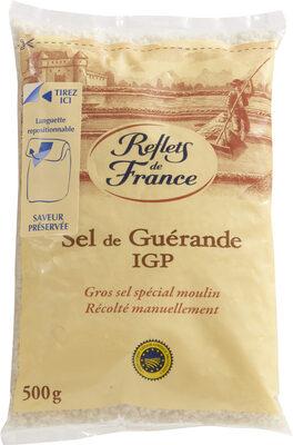 Sel de Guérande IGP - Produit