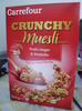 Crunchy Muesli Fruits rouges & Amandes - Product