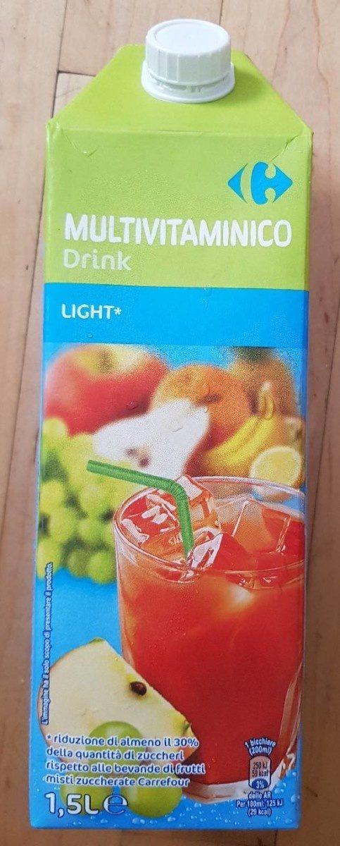 Drink MULTIVITAMINICO LIGHT - Produit - fr
