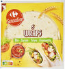 6 Wraps - Product