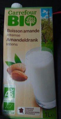 Boisson amande intense - Produit - fr