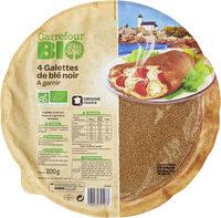 Galettes de blé noir bio - Product - fr