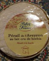 135G Perail Aveyron Lait CRR Reflets De France - Product