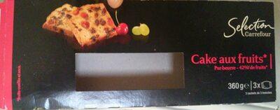 Cake aux fruits - Product - fr