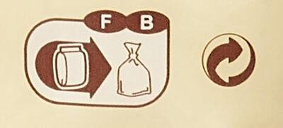 Riz Thaï - Istruzioni per il riciclaggio e/o informazioni sull'imballaggio - fr