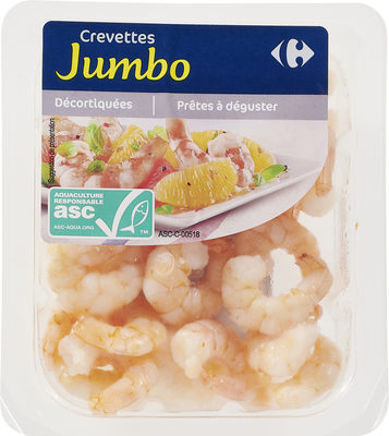 Crevettes Jumbo - Product