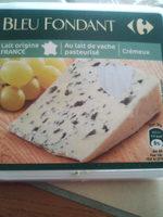Bleu fondant au lait de vache pasteurisé - Product