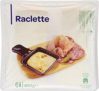 Raclette - Producto - fr