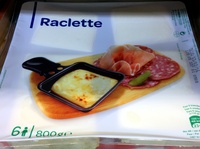 Raclette - Producto