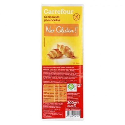 Croissant sin gluten - Producto - es