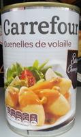 Quenelles de volaille sauce champignon - Produit