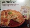 Tourte champignons jambon - Produit