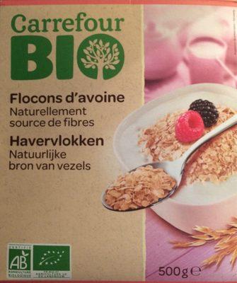 Flocon d'avoine Bio - Produit