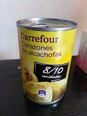 Corazones de alcachofas - Produit - es