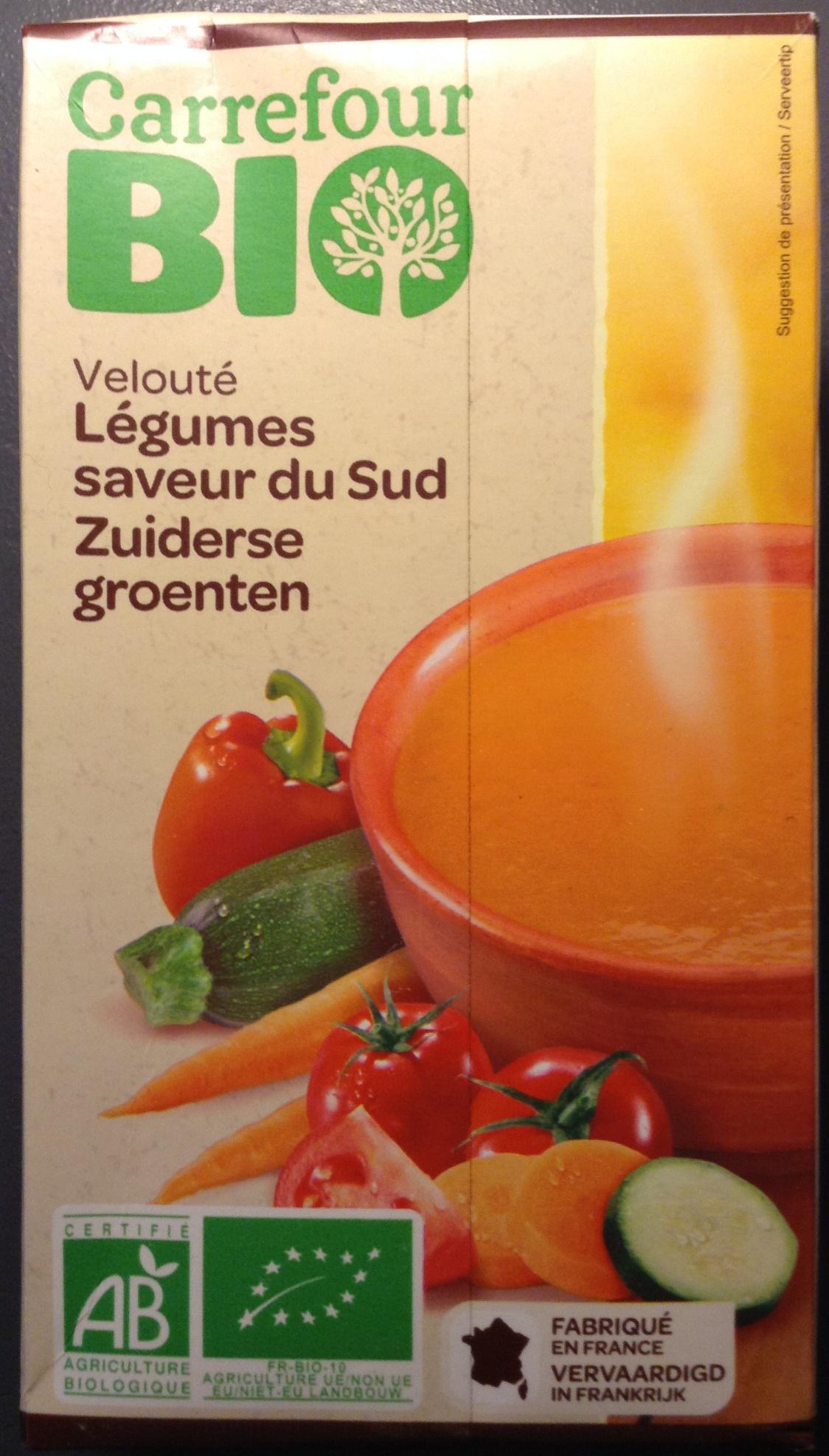 Velouté légumes saveur du Sud - Product