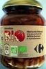 Haricots blancs sauce tomate BIO - Produit