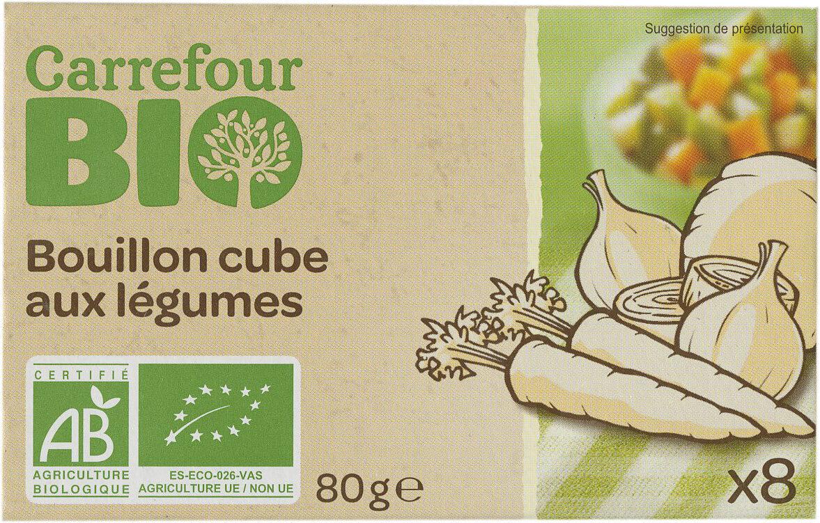 Bouillon de Volaille - Producto - es