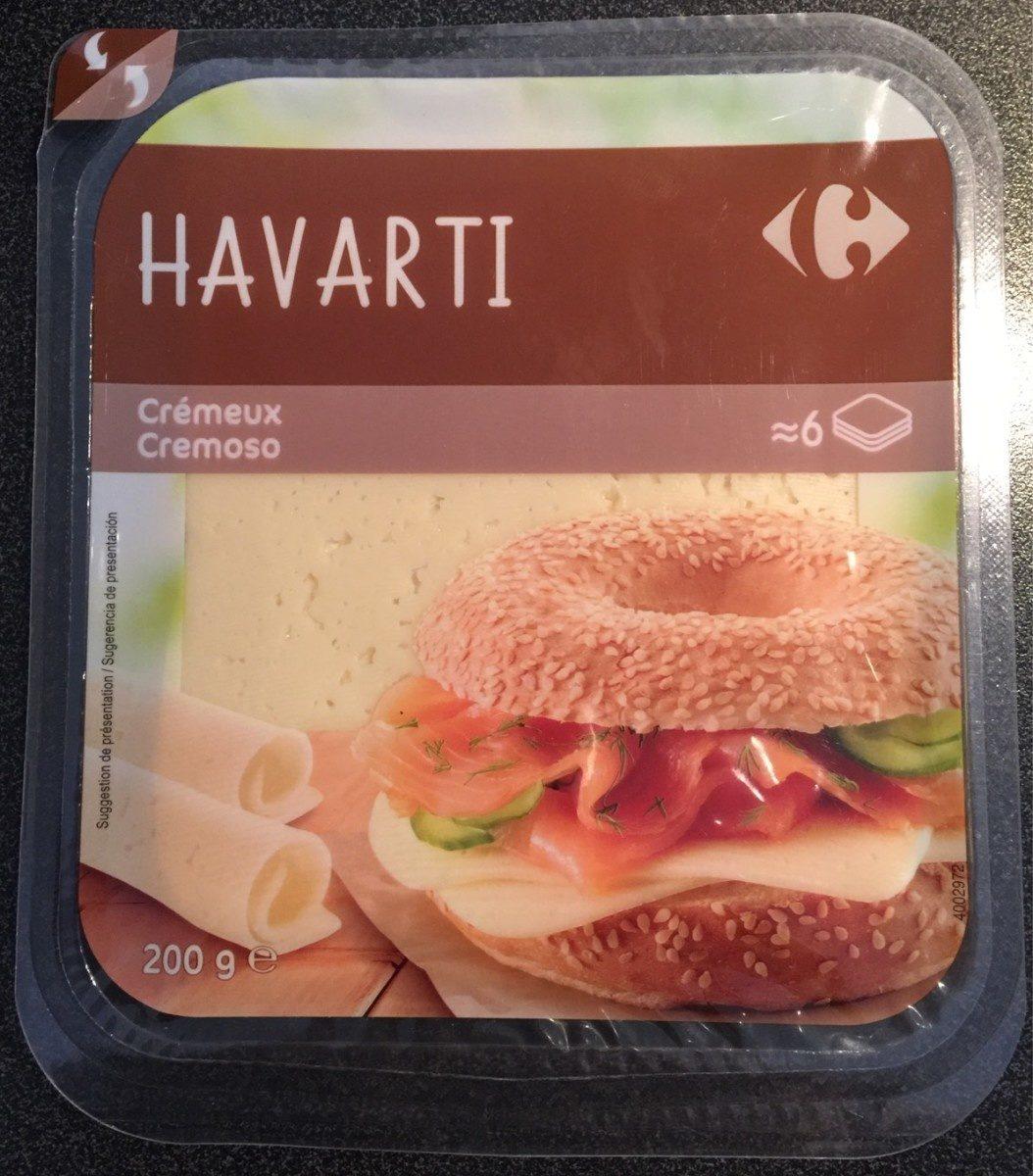 Havarti - Product - fr