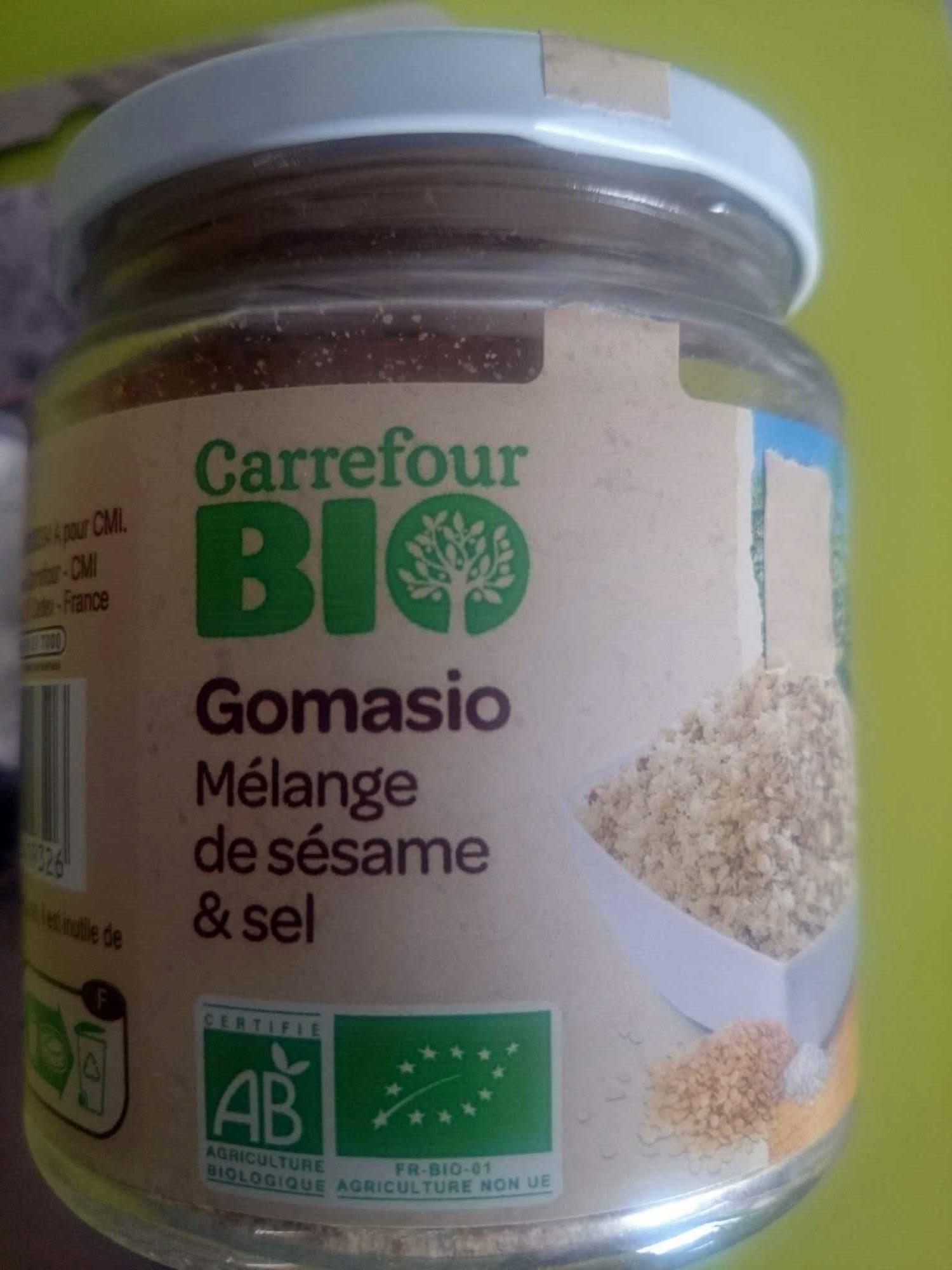 Gomasio condiment bio - Produit