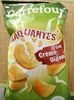 Chips craquantes gout Crème Oignon - Product