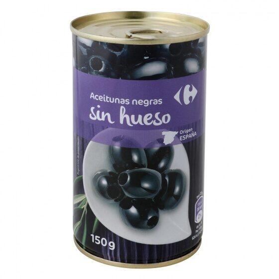 Aceituna negras s/h - Producto - es