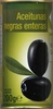 Aceituna negra con hueso - Product