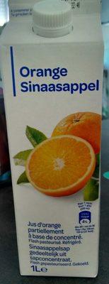 Jus d' Orange - Product