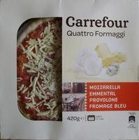 Quattro Formaggi (Mozzarella, Emmental, Provolone, Fromage bleu) - Produkt - fr