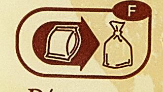 Gruyère de France au lait cru - Instruction de recyclage et/ou informations d'emballage - fr