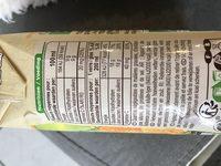 Jus d'orange Bio - Ingredienti - fr