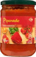 Piperade - Produit