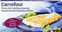 Filet de Cabillaud Pané - Product - fr