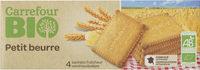 Petit beurre - Producto