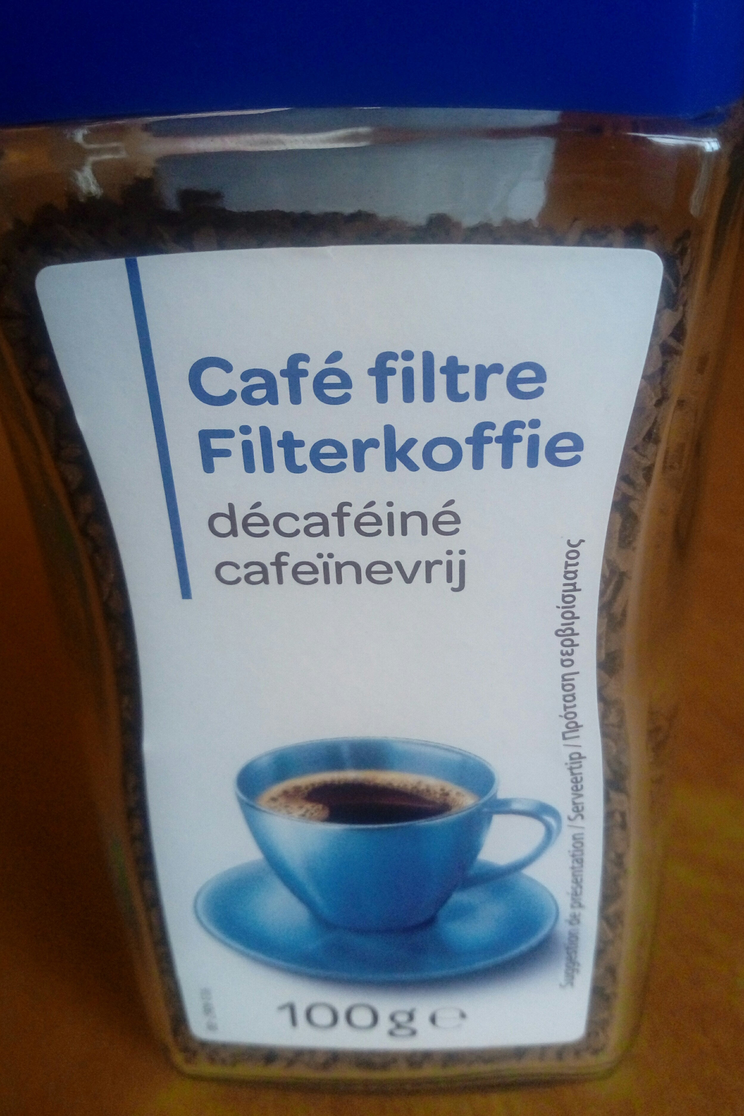 Café filtre - Produit - fr