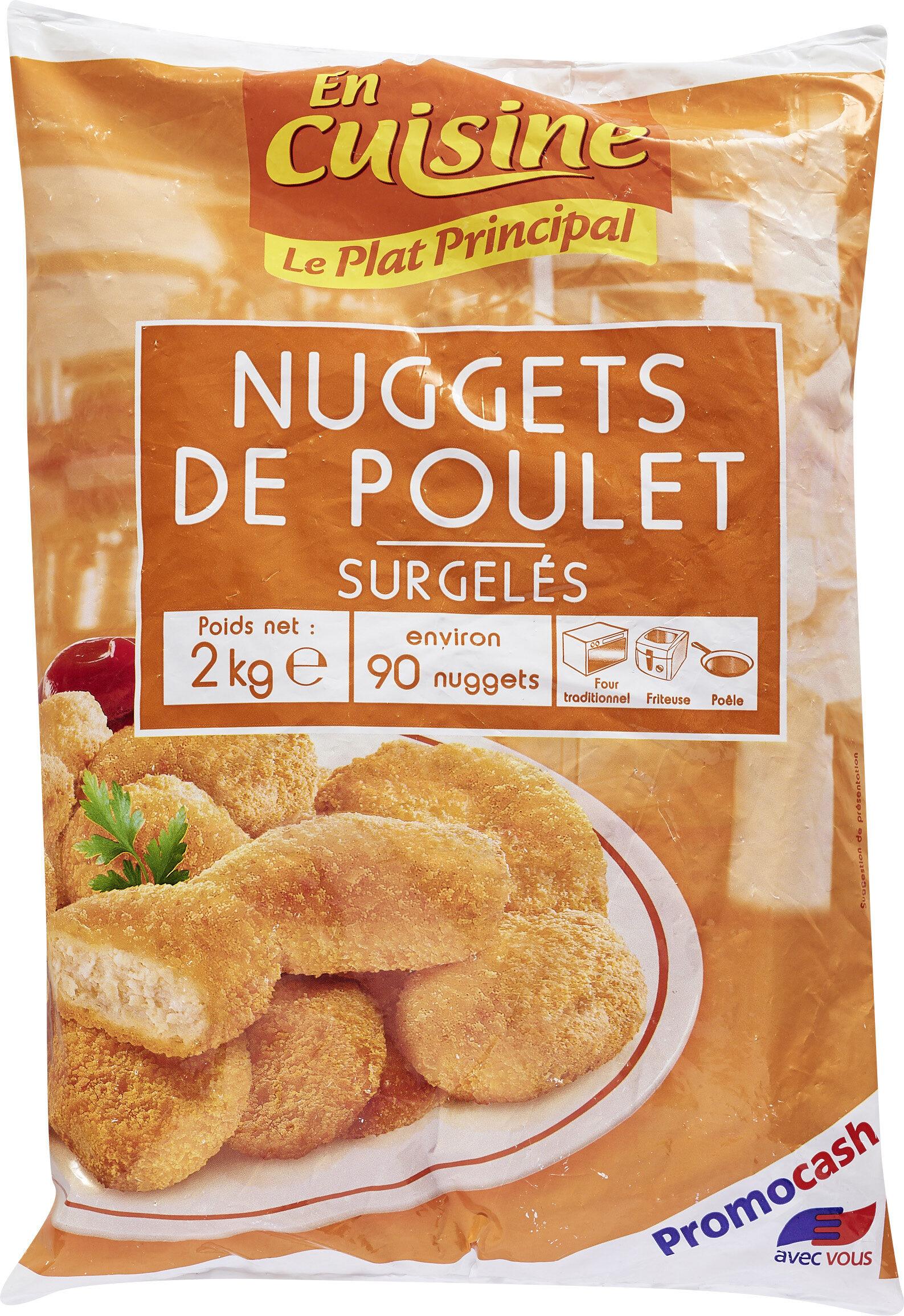 2KG Nuggets Poulet En Cuisine - Produit - fr