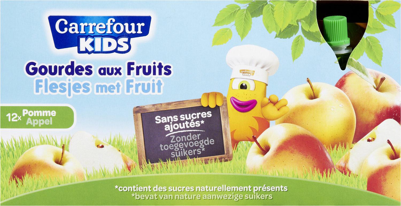 437d692b51b9 Sans sucres ajoutés   Contient des sucres naturellement présents - Carrefour  kids - 1,080 kg (12 x 90 g)