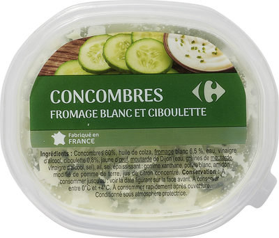 Concombres - Product