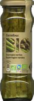 Espárragos verdes en conserva - Product