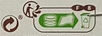 Camembert bio - Instruction de recyclage et/ou informations d'emballage - fr