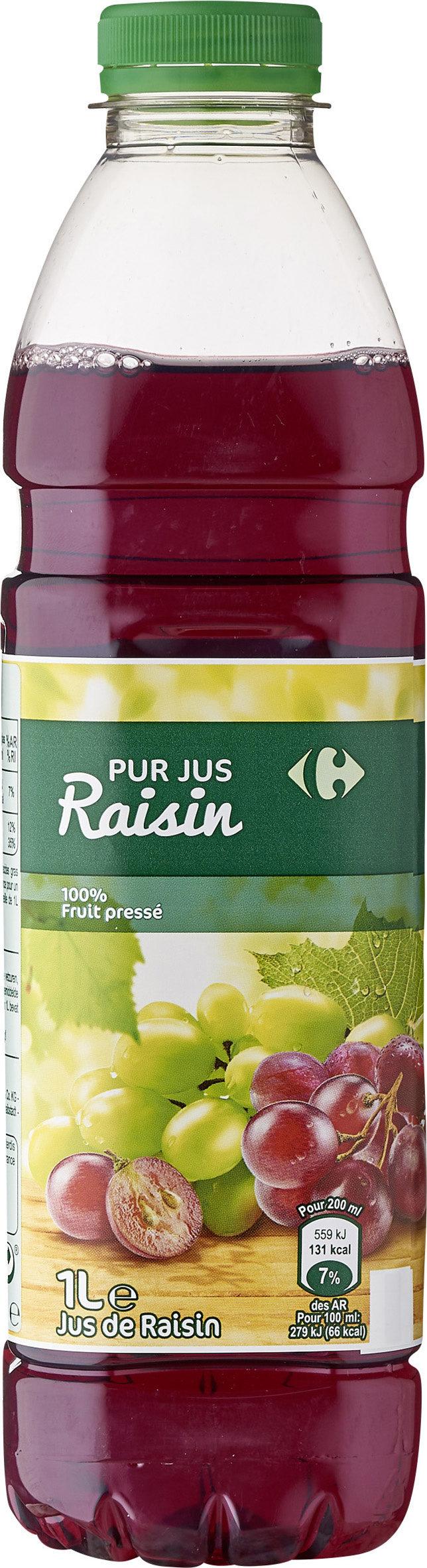 PUR JUS Raisin - Produit - fr