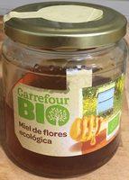 Miel de flora ecologica - Producto