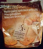 Petits pains spéciaux précuits - Product - fr