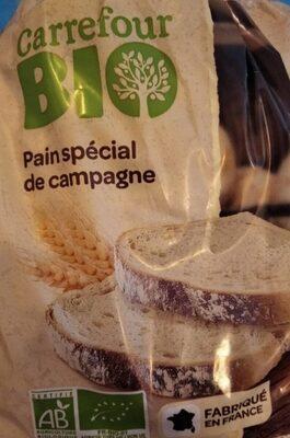 Pain spécial de Campagne - Product - fr