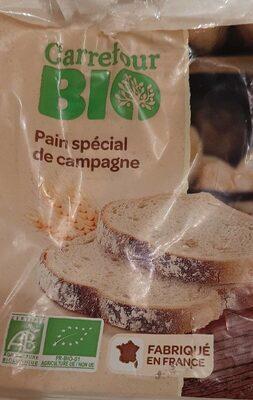 Pain spécial de campagne - Product