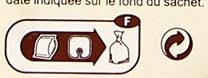Pain spécial de campagne - Recyclinginstructies en / of verpakkingsinformatie - fr