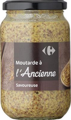 Moutarde à l'ancienne - Produit - fr