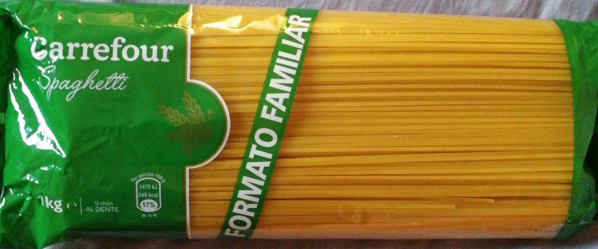 Spaghetti - Producto - fr